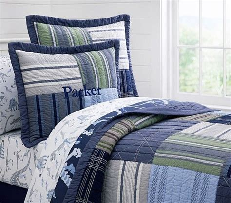 quilts for boy room 17 best images about s dinosaur room on single duvet cover pottery barn