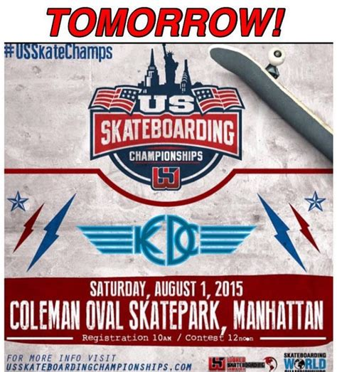 contest 2015 us 187 tomorrow us skateboarding chionships contest 2015
