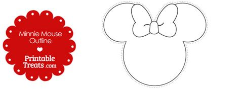 printable minnie mouse template free minie mouse coloring pages