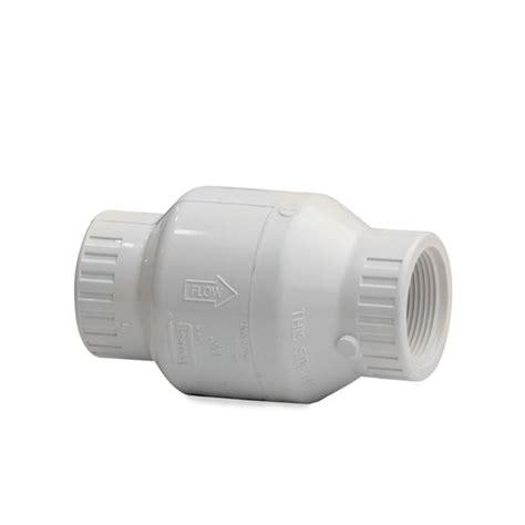 Check Valve Plastik Pvc Check Valve 1 Quot S1580 10 Socket