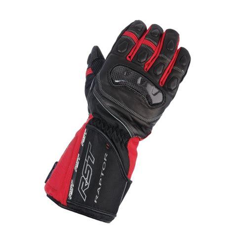 My Moto RST Raptor II CE Waterproof Motorcycle Glove