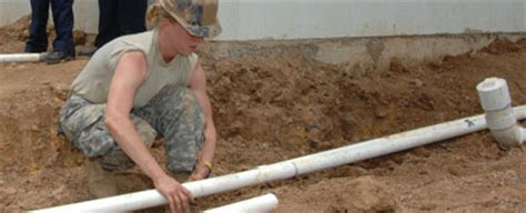 Plumbing In The Army by The Bane Of The Army The Walk In Specialist