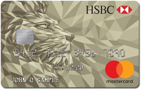 Credit Cards   HSBC US