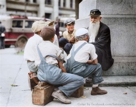 colorized historical photos 20 historic b w pictures restored in colour part iv