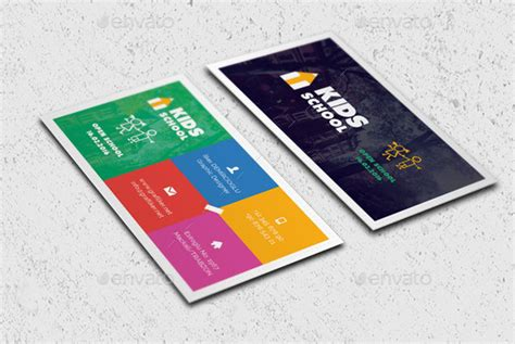 school business card templates 31 school business card templates free premium