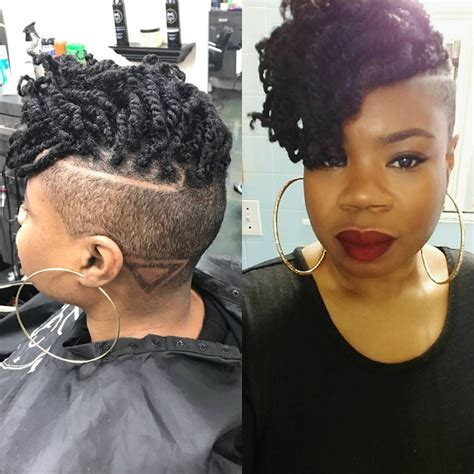kinky twist with shaved sides the last time you seen jazz she was transitioning from