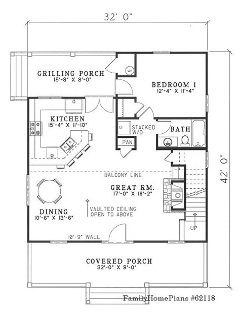 seth peterson cottage floor plan small cottage open floor plans