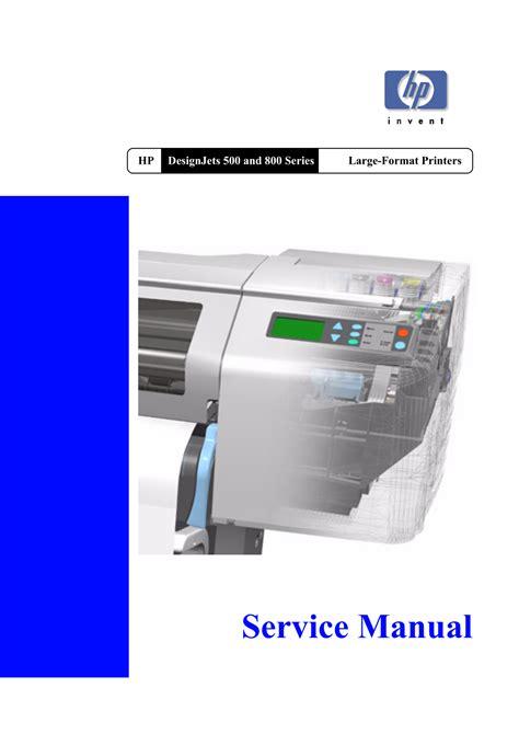 free designjet download free pdf for hp designjet 800 printer manual