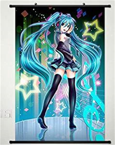 Hatsune Miku á ÿ Anime Nã O Com Home Decor Anime Vocaloid Cosplay Wall Scroll