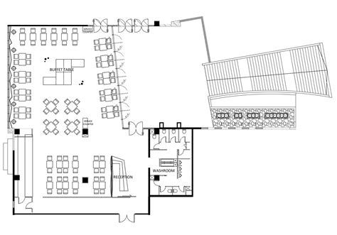 restuarant floor plan gallery of yue restaurant panorama 21