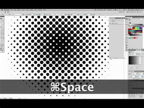 tutorial illustrator halftone halftoning videolike