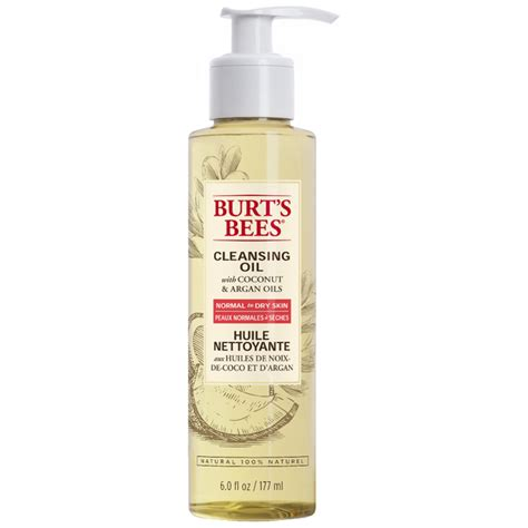 Burt And Bees Cleansing burt s bees cleansing with coconut and argan
