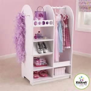 dress up clothes storage organization ideas