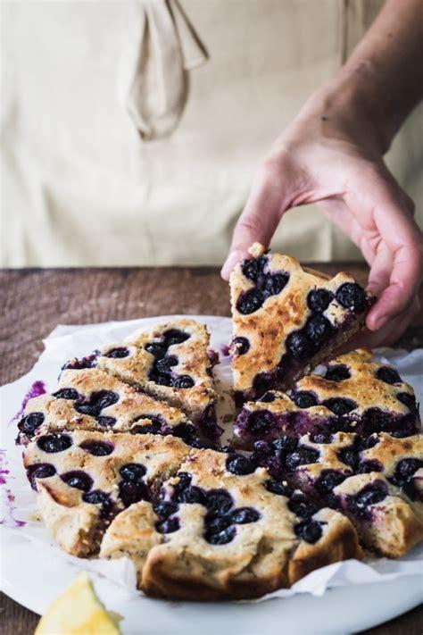 lemon blueberry ricotta cake eat good  life