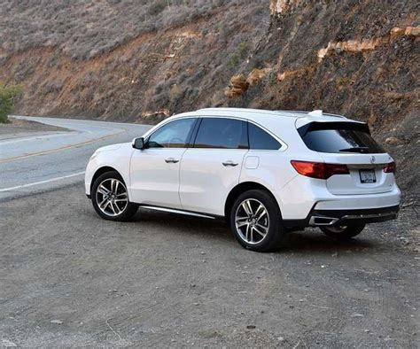 2019 Acura Mdx by 2019 Acura Mdx Release Date Specs Price Changes