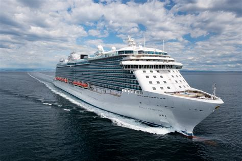 regal princess inaugural ship review and talk show - Regal Princess