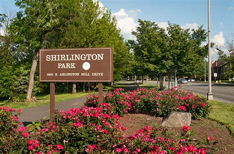 shirlington park shirlington park parks recreation