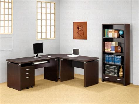 co p4912 l shaped desk computer work station desks