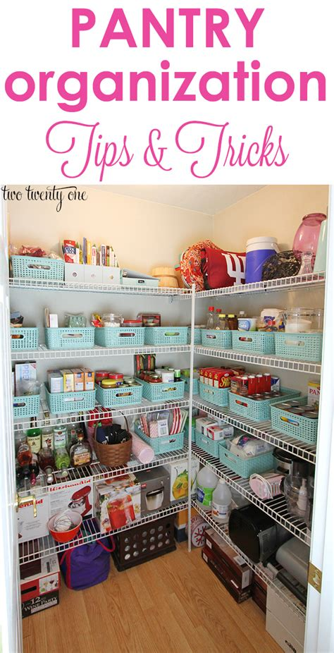 awesome tips and tricks for small pantry organization pantry organization