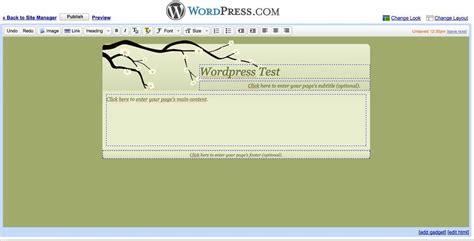 wordpress 2 8 y el generador de themes grupo miranda