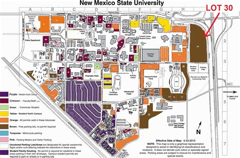 nmsu map parking cus link 2015 international and border programs new mexico state
