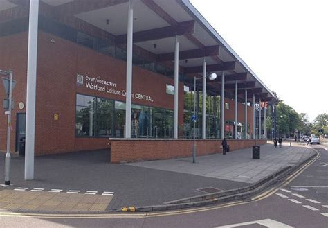 watford leisure centre peace prospect watford