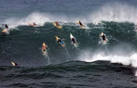 surfing competition hawaii stages wave surfing contest telegraph