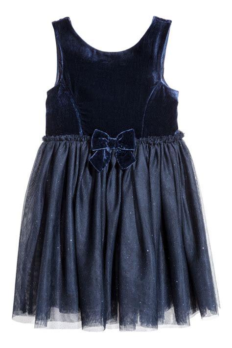 Frozon Hm 7y Sale tulle dress blue sale h m us