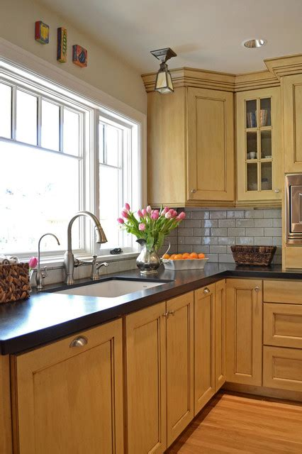 Bungalow Kitchen Design by 1920s Tudor Bungalow Kitchen Traditional Kitchen