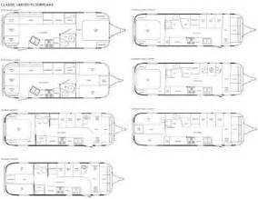 airstream travel trailers floor plans pinterest the world s catalog of ideas