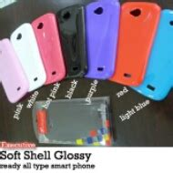 Tempered Glass Andromax C3 grosir soft glossy murah bermutu distributor