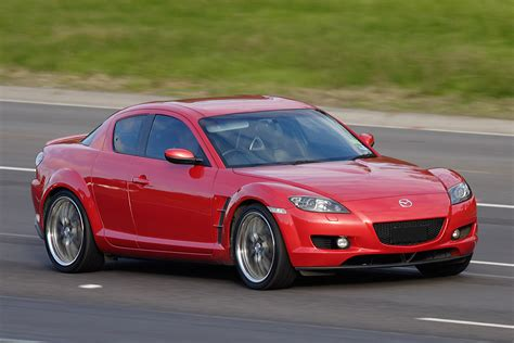 Madza Rx8 File Mazda Rx 8 On Freeway Jpg