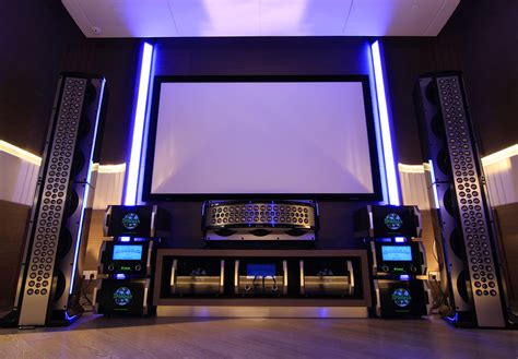 Home Theater System by Mcintosh Reference Home Theater System Home Theater