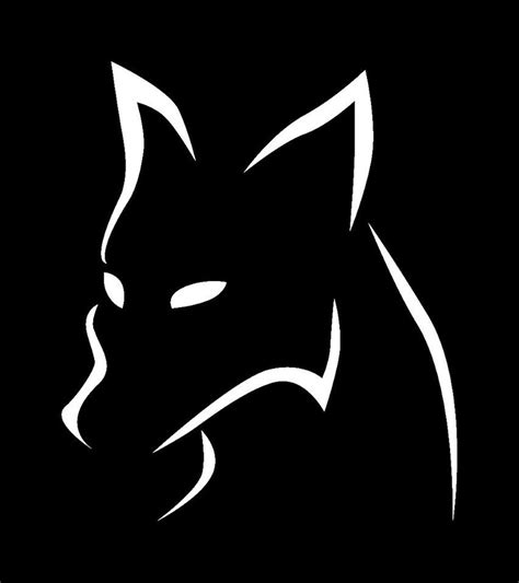 tommyfox logo black by tommyfoxart on deviantart