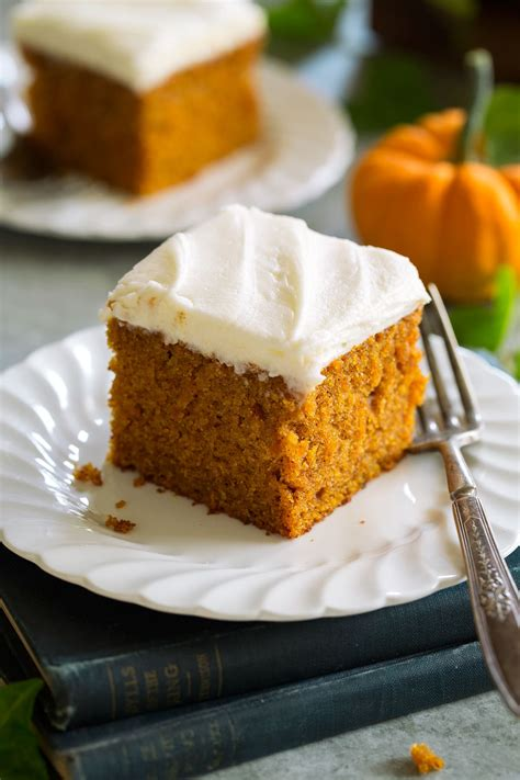 pumpin cake easy recipe with step by step photos