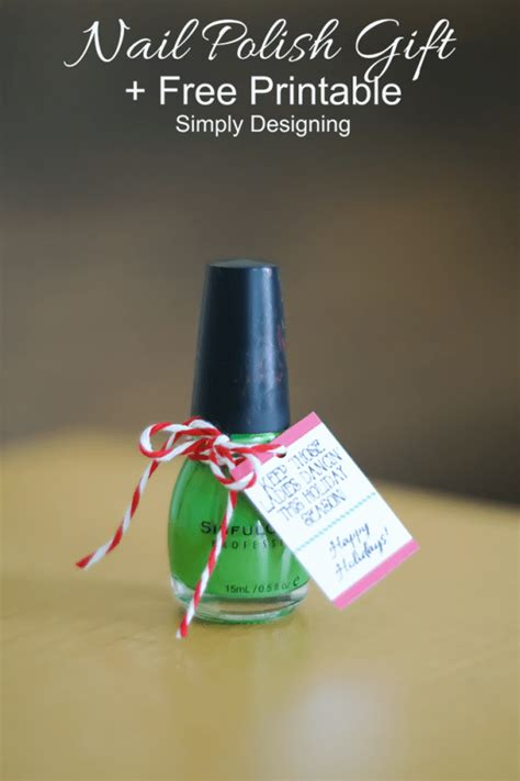 ladies dancing fingernail polish gift idea bloggers best