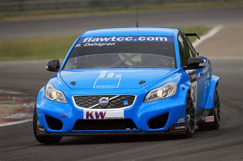 volvo race car volvo polestar racing clinches first wtcc points