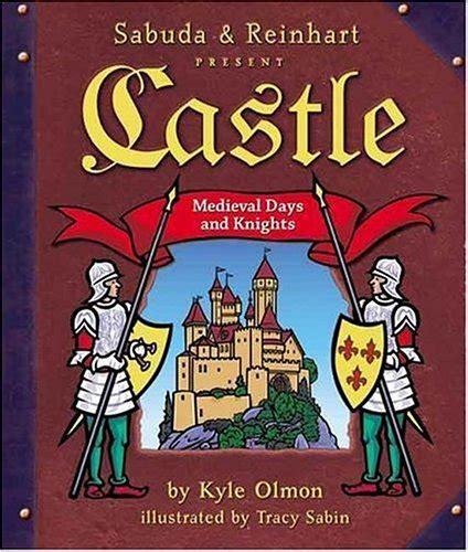 Renaissance Pop Up Book castle days and knights history for