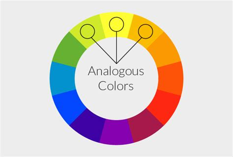 analogous color scheme exles color value and color schemes zhou ying
