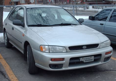 subaru station wagon 2000 2000 subaru impreza station wagon pictures information