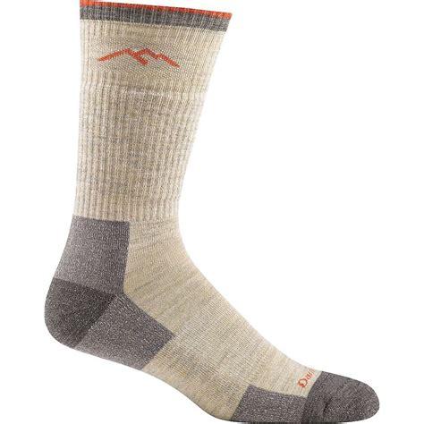 mens socks for boots darn tough s hiker boot cushion sock moosejaw