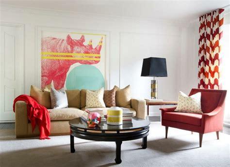 gardinen mit muster wohnzimmer gardinen und vorh 228 nge 26 ausgefallene ideen