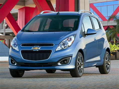 Small Standard Ls 2014 Chevrolet Spark Price Photos Reviews Features