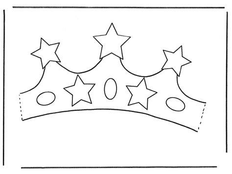 dibujos para colorear de coronas coronas para colorear y recortar imagui