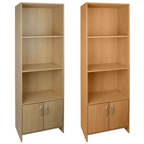 Christow 3 Tier Storage Unit With Doors Available At Shelving Unit With Doors