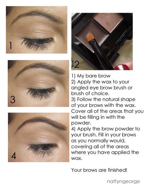 Elf Eye Brow Kit For Black Hair | review elf studio eyebrow kit eyebrow treat tame