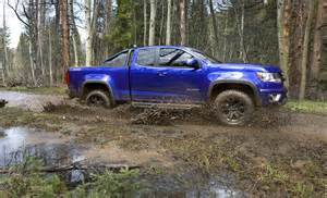 Colorado Trail Tires Chevy Colorado Gets Midnight Edition Z71 Trail Chevytv
