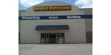 surplus warehouse in pasadena tx nearsay