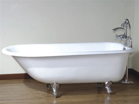 How To Clean A Cast Iron Bathtub by Cast Iron Bathtub