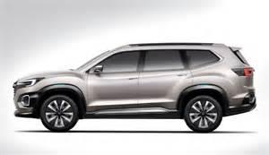Subaru With 3rd Row Subaru With 3rd Row 2017 2018 Best Cars Reviews